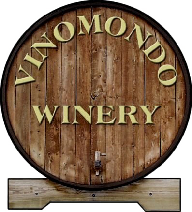 Vinomondo Winery logo